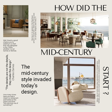 HOW DID THE MID-CENTURY FEVER START?