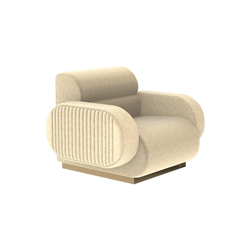 ROLLINS Single Sofa